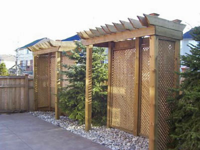 Pergola Design and Build